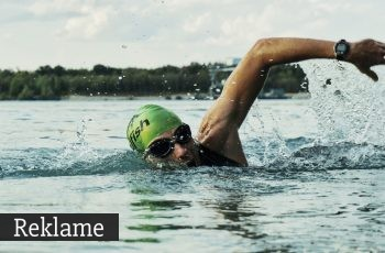 svømmer